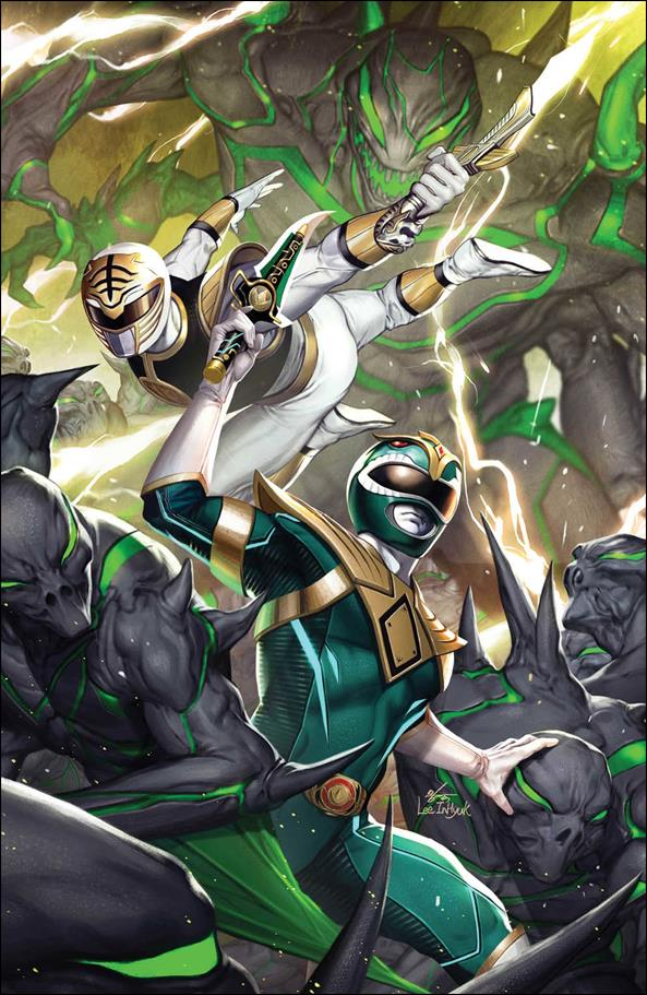 Mighty Morphin 3-D by Boom! Studios