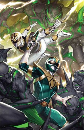 Mighty Morphin 3-D