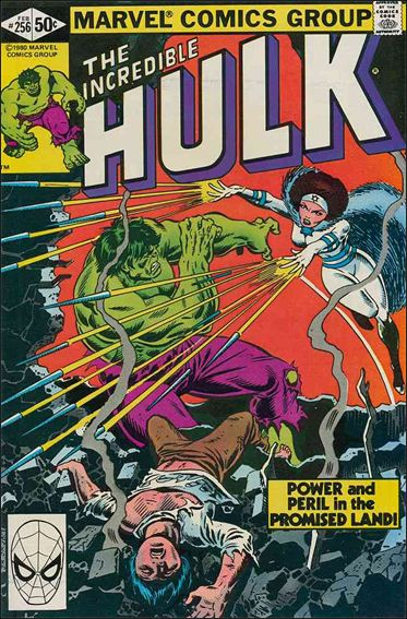 Incredible Hulk (1968) 256-A by Marvel