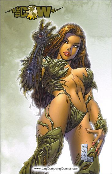 Witchblade 85-B by Top Cow
