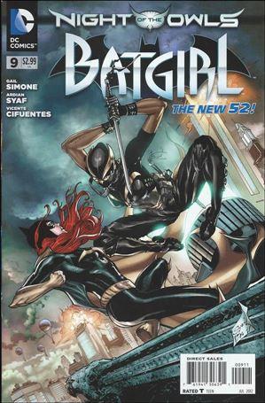 Batgirl (2011) 9-A