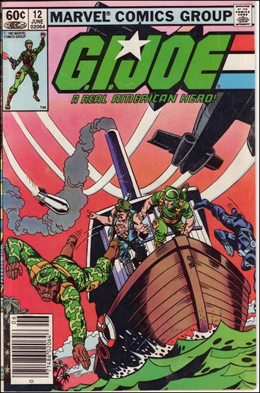 G.I. Joe: A Real American Hero 12-A by IDW