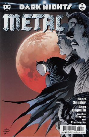 Dark Nights: Metal 2-B
