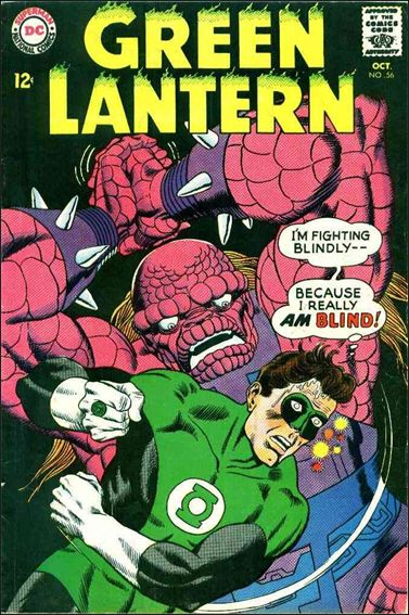 Green Lantern (1960) 56-A by DC