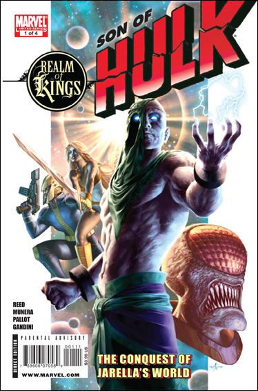 Realm of Kings: Son of Hulk 1-A by Marvel