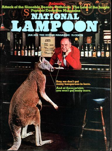 National Lampoon (1970) 46-A by NL Communications, Inc.