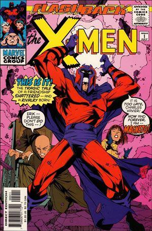 X-Men (1991) -1-A