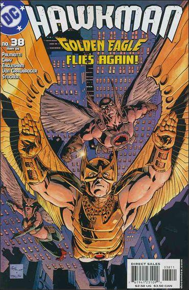 Hawkman (2002) 38-A by DC