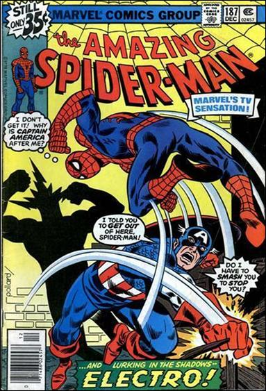 Amazing Spider-Man (1963) 187-A by Marvel