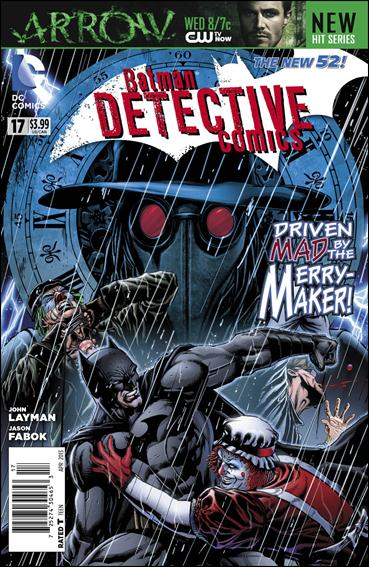 Detective Comics (2011) 17-A by DC