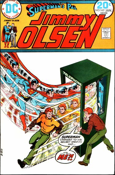 Superman's Pal Jimmy Olsen 162-A by DC