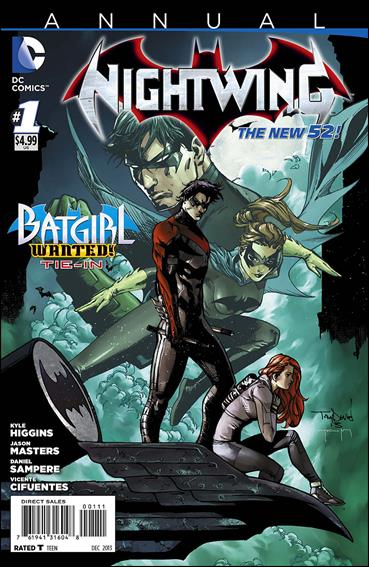 Nightwing Annual (2013) 1-A by DC
