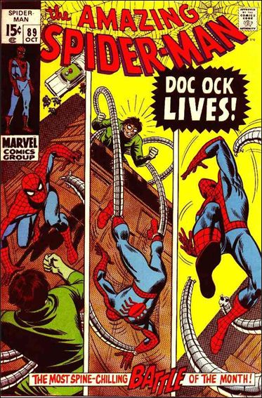 Amazing Spider-Man (1963) 89-A by Marvel
