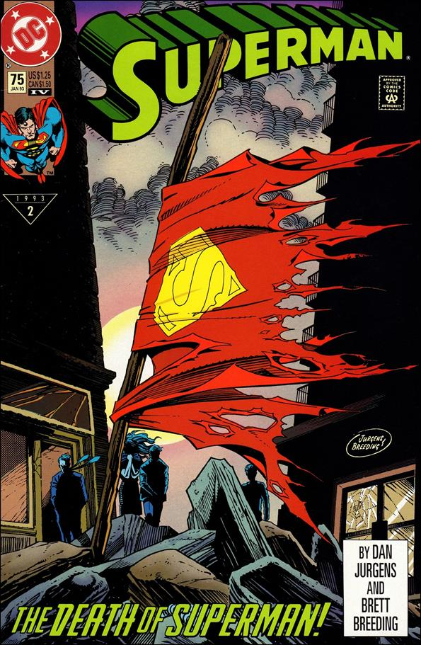 Superman (1987) 75-H by DC