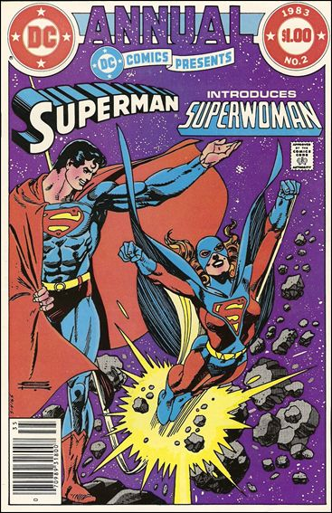 DC Comics Presents Annual 2-A by DC