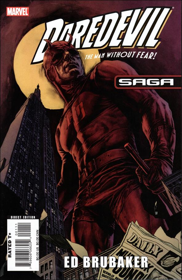 Daredevil by Ed Brubaker Saga nn-A by Marvel