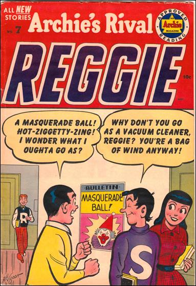 Archie's Rival Reggie 7-A by Archie