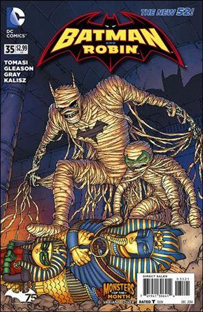 Batman and Robin (2011) 35-B
