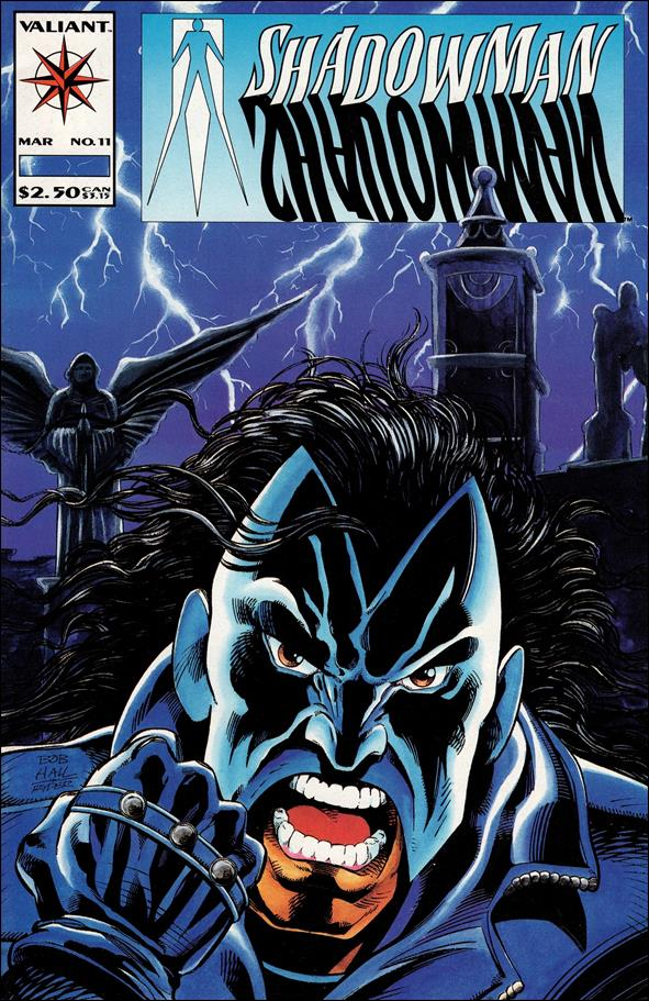 Shadowman (1992) 11-A by Valiant