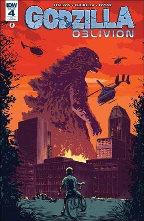 Godzilla: Oblivion 4-C