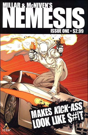 Millar & McNiven's Nemesis 1-A by Icon