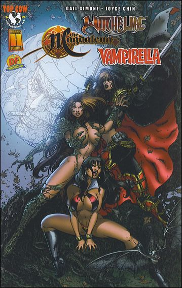 Witchblade/Magdalena/Vampirella: Untold Story 1-B by Dynamic Forces