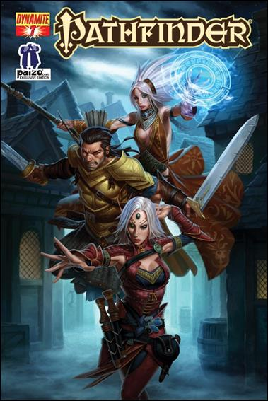Pathfinder 7-E by Dynamite Entertainment