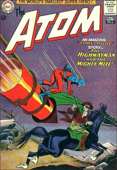 Atom 6-A by DC