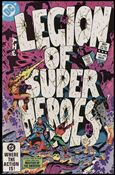 Legion of Super-Heroes (1980) 293-A
