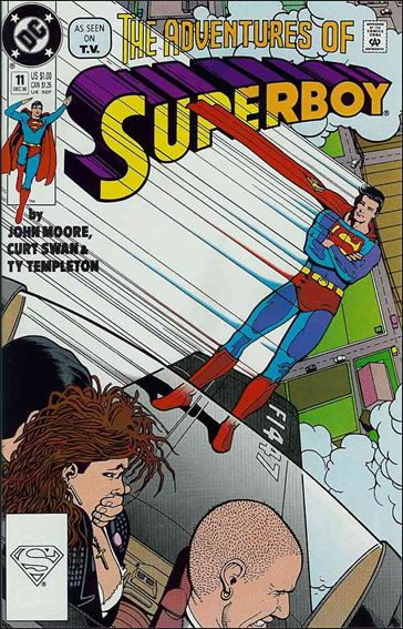Superboy (1990) 11-A by DC