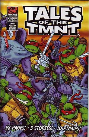 Tales of the TMNT 25-A