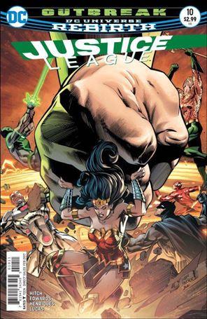 Justice League (2016) 10-A