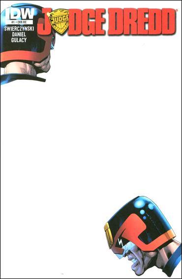 Judge Dredd (2012) 1-LK by IDW