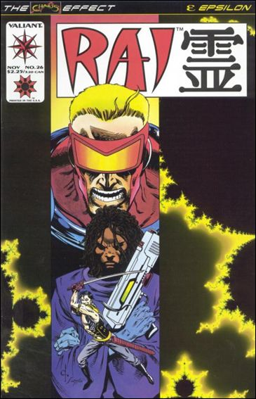 Rai (1992) 26-A by Valiant