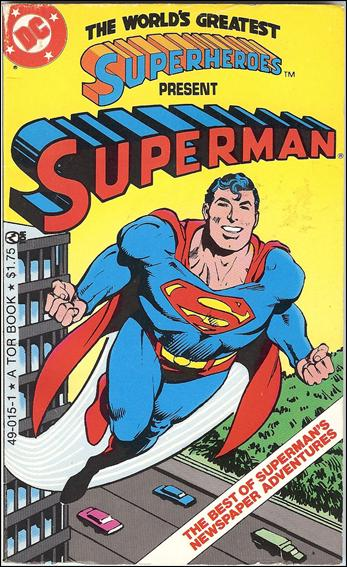 World's Greatest Superheroes Present Superman 49-015-1-A by Tor Books