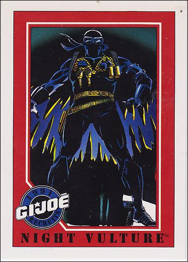 G.I. Joe (Base Set) 120-A by Impel