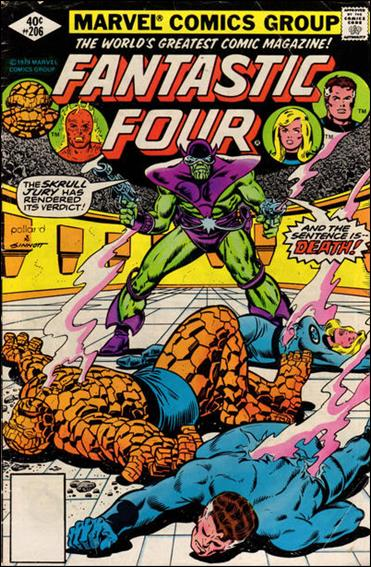 Fantastic Four (1961) 206-B by Marvel