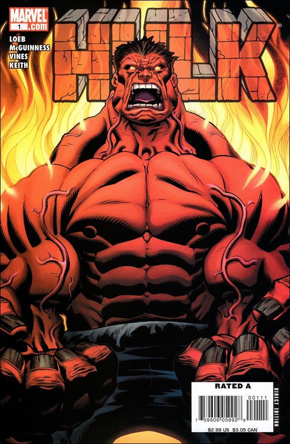 Hulk (2008)  1-A by Marvel