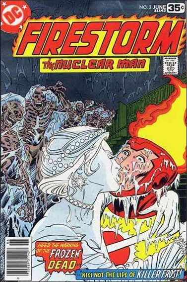 Firestorm (1978) 3-A by DC