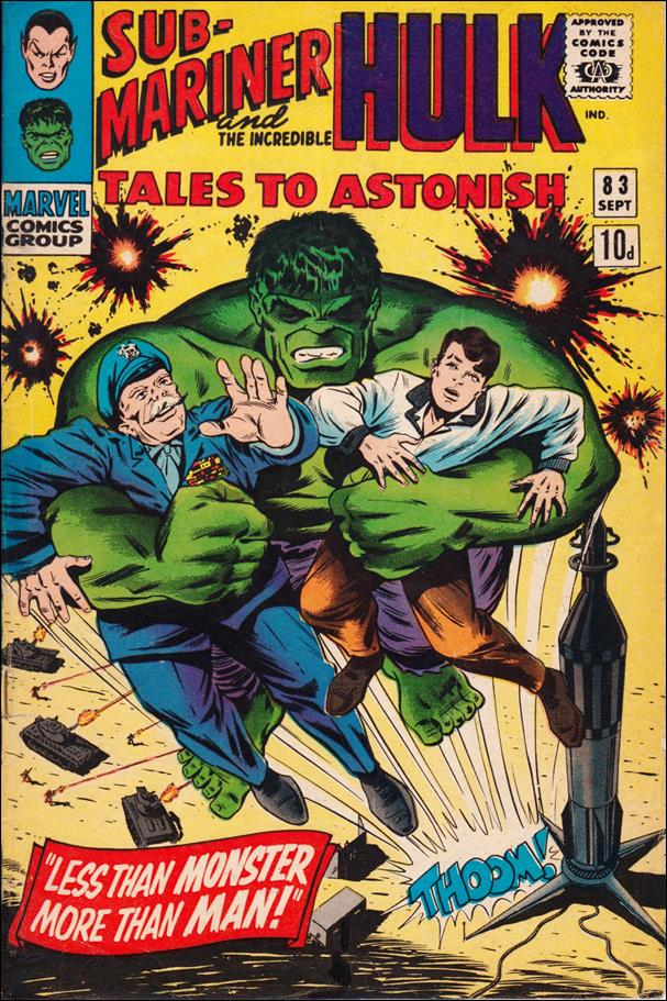 Tales to Astonish (1959) 83-B by Marvel