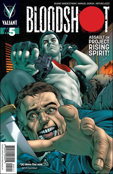Bloodshot (2012) 5-A by Valiant Entertainment