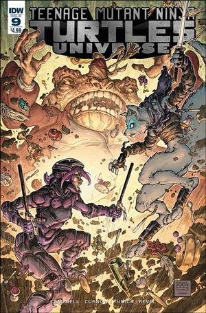 Teenage Mutant Ninja Turtles Universe 9-A