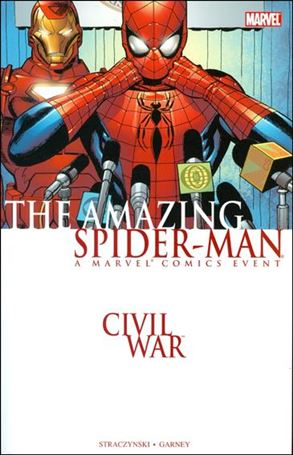 Civil War: Amazing Spider-Man nn-C