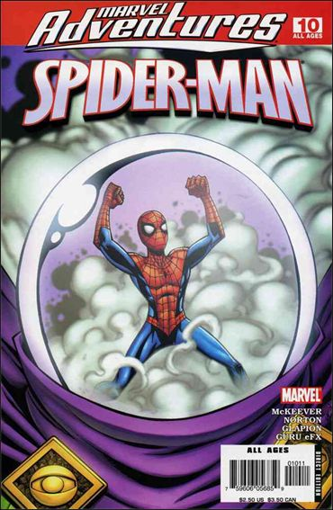 Marvel Adventures Spider-Man (2005) 10-A by Marvel