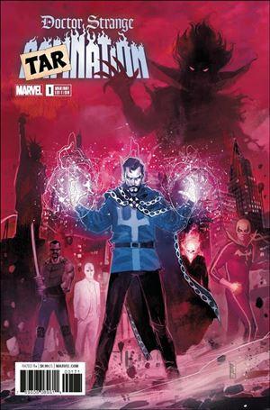 Doctor Strange: Damnation 1-E