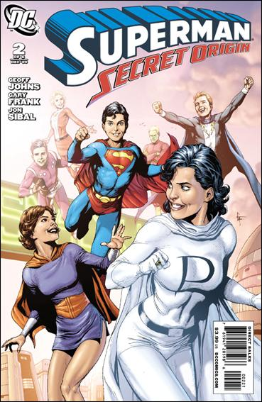 Superman: Secret Origin 2-B by DC