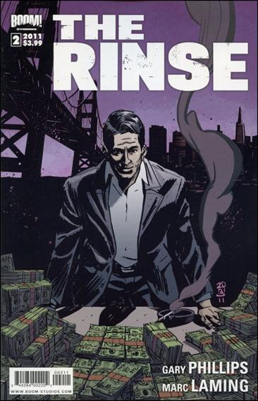 Rinse 2-A by Boom! Studios