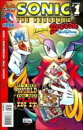 Sonic the Hedgehog (1993) 268-B