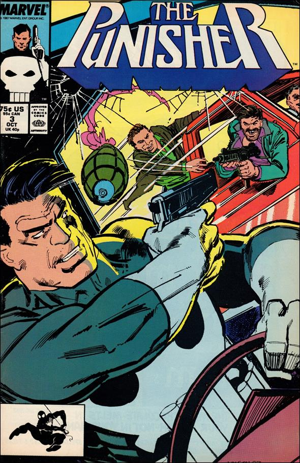 Punisher (1987) 3-A by Marvel