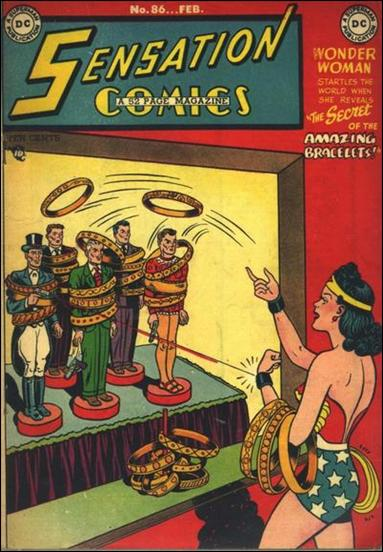 Sensation Comics (1942) 86-A by DC